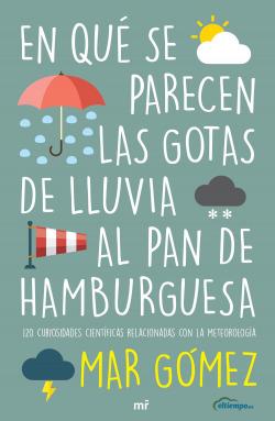 En qué se parecen las gotas de lluvia al pan de hamburguesa
