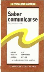 SABER COMUNICARSE. (88).