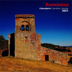 CALENDARIO -2021 PARED ROMANICO