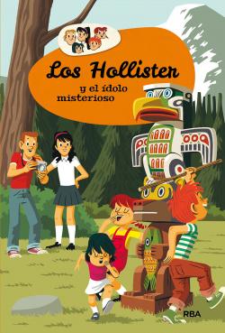 Los Hollister y el ídolo misterioso nº5