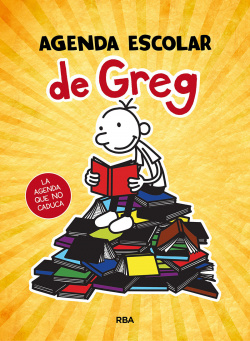 Agenda escolar de Greg