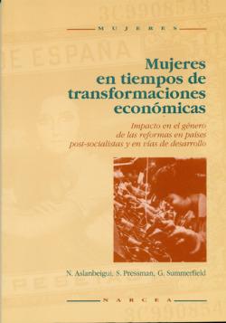 MUJERES TIEMPOS TRANSFORMACIONES