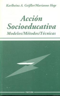 ACCION SOCIOEDUCATIVA MODELOS METODOS
