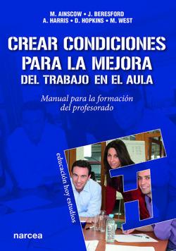 CREAR CONDICIONES MEJORA AULA