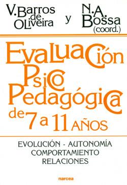 EVALUACION PSICOPEDAGOGICA 7-11 AÑOS