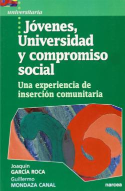 JOVENES UNIVERSIDAD Y COMPROMISO SOCIAL