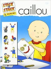 Caillou stick stack