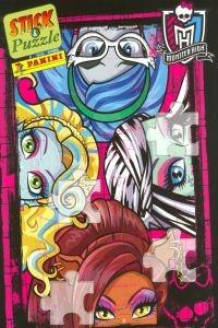 Monster high - Stick & Puzzle
