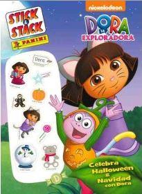 Celebra halloween & navidad con Dora