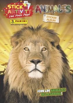 Animales:sticker album