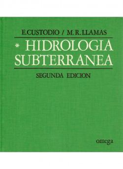I.hidrología subterránea