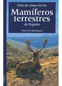 MAMÍFEROS TERRESTRES DE ESPAÑA