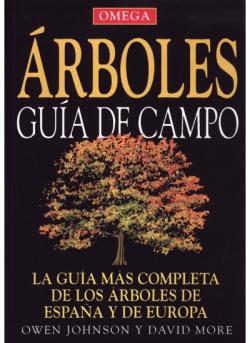 ÁRBOLES, GUIA DE CAMPO