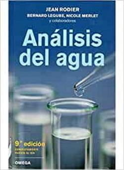 Análisis del agua
