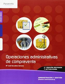 ANT/(14).(G.M).OPERACIONES ADMINISTRATIVAS DE COMPRAVENTA.
