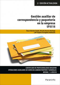 GESTIÓN AUXILIAR DE CORRESPONDENCIA Y PAQUETERÍA EN LA EMPRESA
