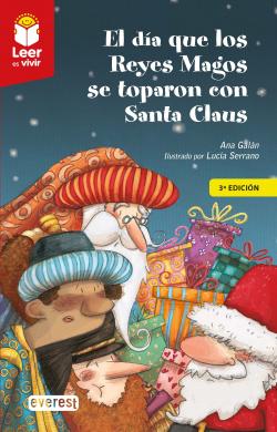 El día que los Reyes magos se toparon con Santa Claus