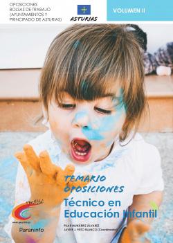 TEMARIO OPOSICIONES TÈCNICO EN EDUCACION INFANTIL VOL.II
