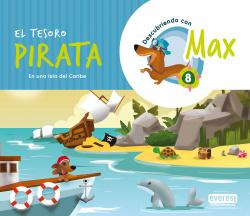 Descubriendo con Max 8. El tesoro pirata. Libro del alumno.