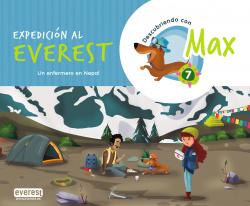 Descubriendo con Max 7. Expedición al Everest. Libro del alumno.