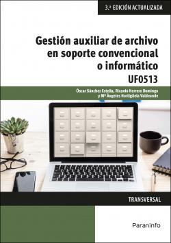 Gestión auxiliar de archivo en soporte convencional o informático - Windows 10 y Access 2016