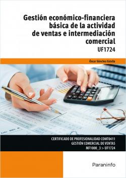 Gestión económico-financiera básica de la actividad de ventas e intermediación comercial