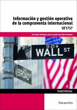 INFORMACIÓN Y GESTIÓN OPERATIVA DE LA COMPRAVENTA INTERNACIONAL