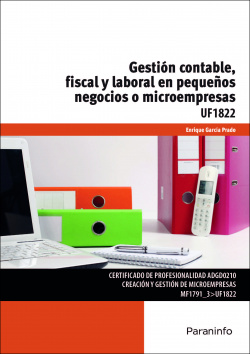Gestión contable, fiscal y laboral pequeños negocios o microempresas