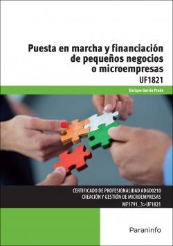 Puesta marcha y financiación de pequeños negocios o microempresas