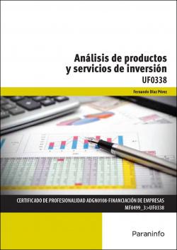 Análisis de productos y servicios inversión