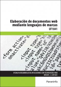 Elaboración documentos web mediante lenguajes marcas