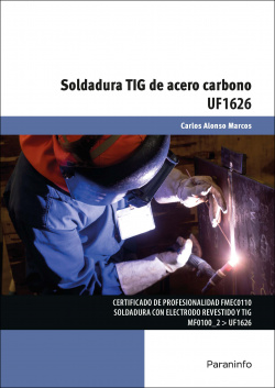 Soldadura TIG de acero carbono