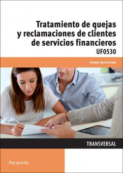 Tratamiento de quejas reclamaciones a clientes servicios financi