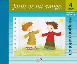 (04)*JESUS ES MI AMIGO (4 AÑOS).PROYECTO MANA.