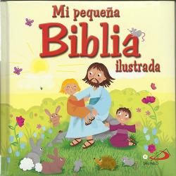 Mi pequeña Biblia ilustrada
