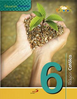 (15).RELIGION 6ºPRIM.(PROYECTO NEHORAH)