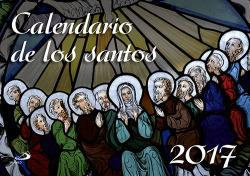Calendario de los santos 2017