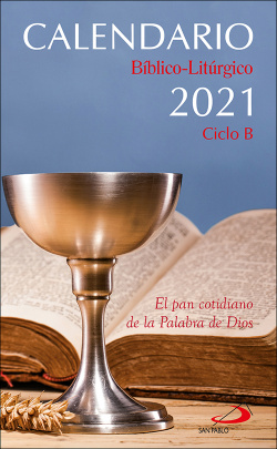 Calendario b¡blico-litúrgico 2021 - Ciclo B