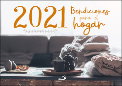Calendario de pared Bendiciones para el hogar 2021