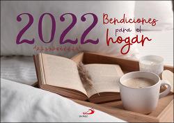 Calendario de pared Bendiciones para el hogar 2022