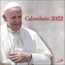 Calendario de pared Papa Francisco 2022