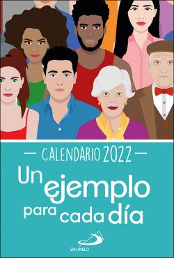 Calendario Un ejemplo para cada día 2022 - Tamaño pequeño