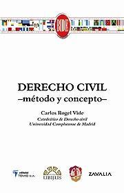 Derecho Civil Método y Concepto