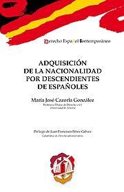 Adquisición de la Nacionalidad por Descendientes de Españole