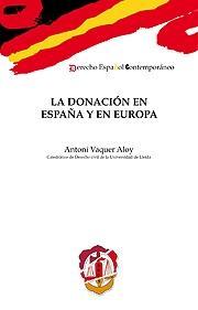Donación en España y en Europa