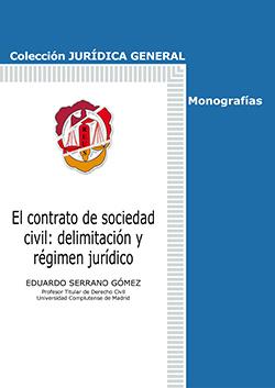 Contrato de Sociedad Civil: Delimitación y Régimen Jurídico