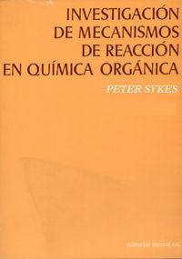 Investigación de mecanismos de reacción en química orgánica