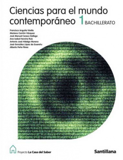CIENCIAS MUNDO CONTEMPORANEO 1º.BACHILLERATO