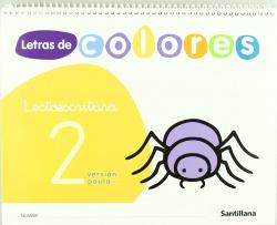 (08).LETRAS COLORES 2.PAUTA (3 AÑOS).LECTOESCRITURA