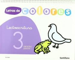 (08).LETRAS COLORES 3.PAUTA (4 AÑOS).LECTOESCRITURA